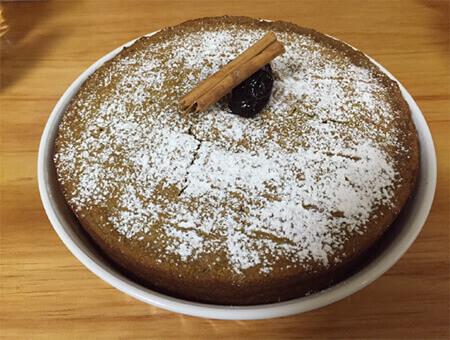 recetas de postres torta de chayote